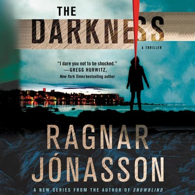 The Darkness by Ragnar Jónasson audiobook
