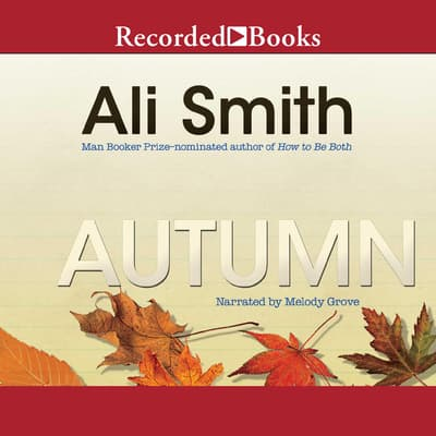 Autumn by Ali Smith audiobook
