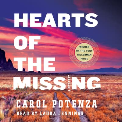 Hearts of the Missing by Carol Potenza audiobook