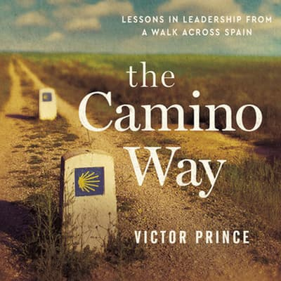 The Camino Way by Victor Prince audiobook