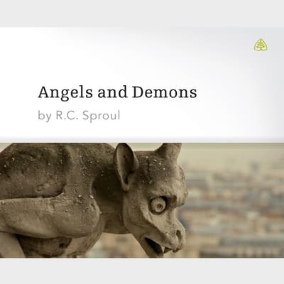 Angels and Demons by R. C. Sproul audiobook