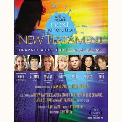 Word of Promise Next Generation - New Testament by Thomas Nelson Publishers  audiobook
