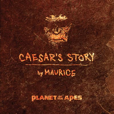 Planet of the Apes: Caesar's Story by Maurice  audiobook