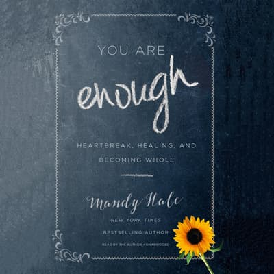 You Are Enough by Mandy Hale audiobook