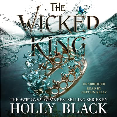 The Wicked King by Holly Black audiobook