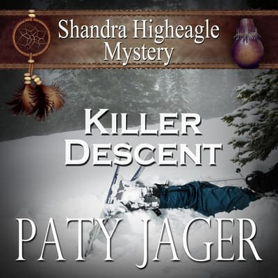 Killer Descent by Paty Jager audiobook