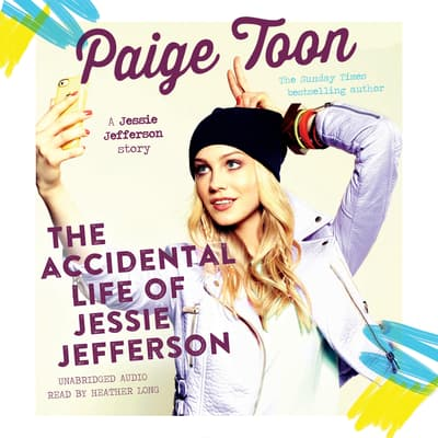 The Accidental Life of Jessie Jefferson by Paige Toon audiobook