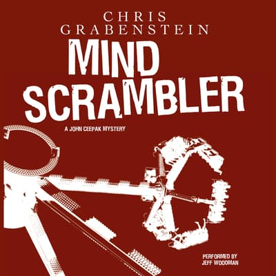 Mind Scrambler by Chris Grabenstein audiobook