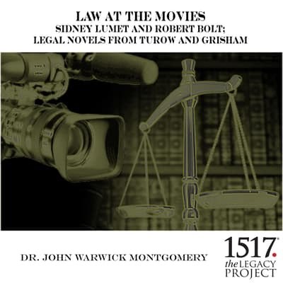 Law at the Movies by John Warwick Montgomery audiobook