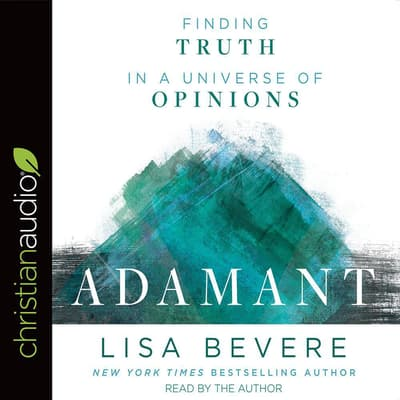 Adamant by Lisa Bevere audiobook