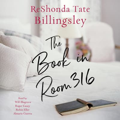 The Book in Room 316 by ReShonda Tate Billingsley audiobook