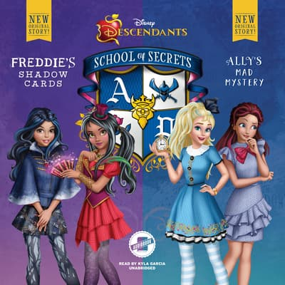 Disney Descendants: School of Secrets: Books 2 & 3 by Disney Press audiobook