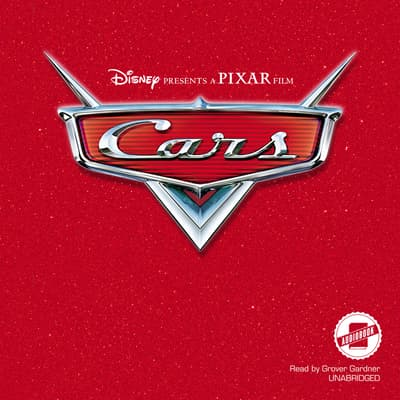 Cars by Disney Press audiobook