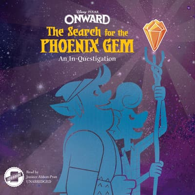 Onward: The Search for the Phoenix Gem by Steve Behling audiobook