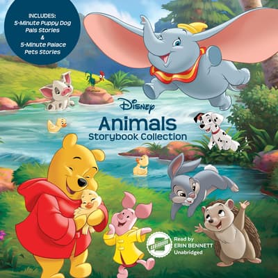 Disney Animals Storybook Collection by Disney Press audiobook