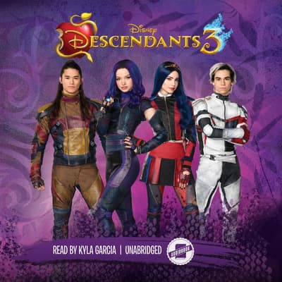 Descendants 3 by Carin Davis audiobook