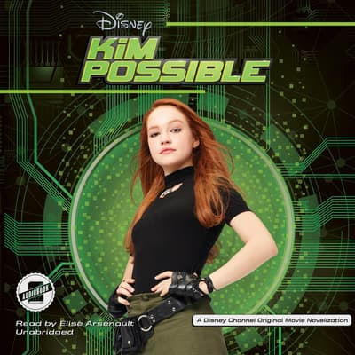 Kim Possible by Disney Press audiobook