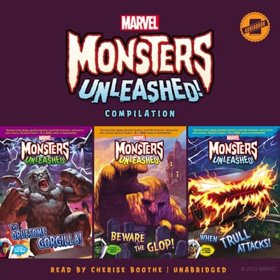 Marvel Monsters Unleashed Compilation by Marvel Press audiobook