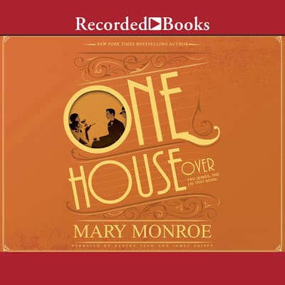 One House Over by Mary Monroe audiobook