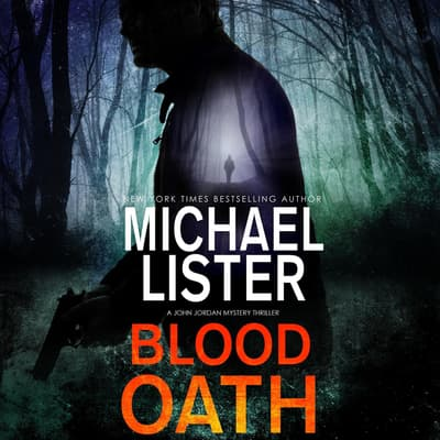 Blood Oath by Michael Lister audiobook