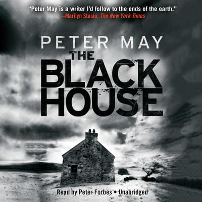 The Blackhouse by Peter May audiobook