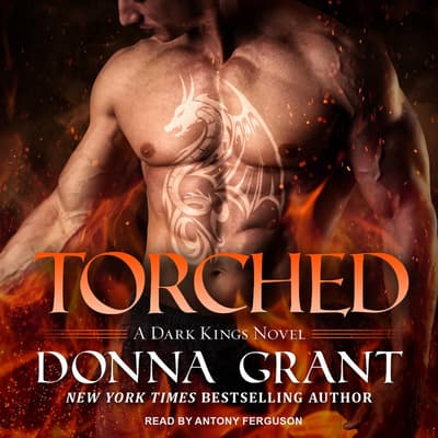 Torched by Donna Grant audiobook