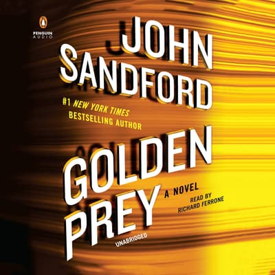 Golden Prey by John Sandford audiobook