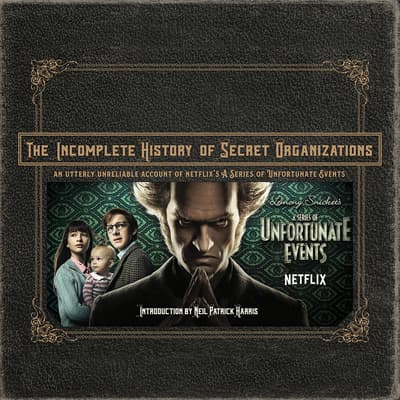 The Incomplete History of Secret Organizations by Joe Tracz audiobook