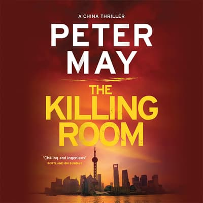 The Killing Room by Peter May audiobook