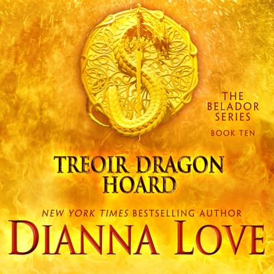 Treoir Dragon Hoard by Dianna Love audiobook