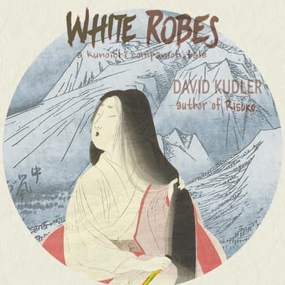 White Robes by David Kudler audiobook