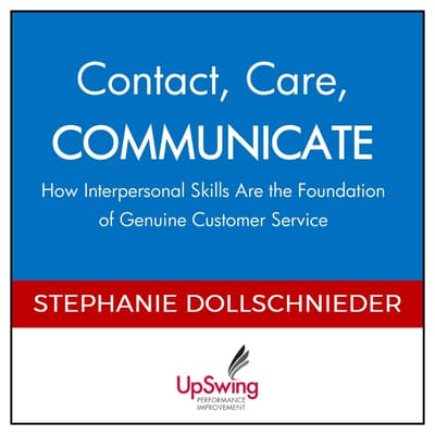 Contact, Care, COMMUNICATE by Stephanie Dollschnieder audiobook