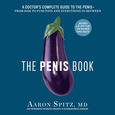 The Penis Book by Aaron Spitz audiobook