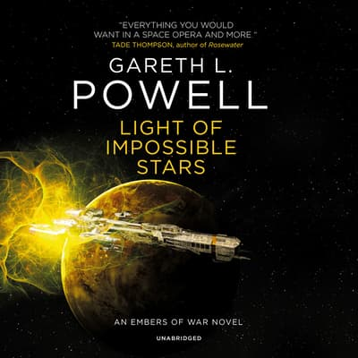 Light of Impossible Stars by Gareth L. Powell audiobook