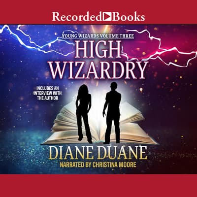 High Wizardry by Diane Duane audiobook