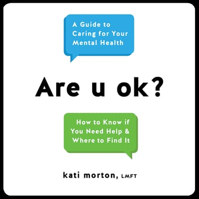 Are u ok? by Kati Morton audiobook