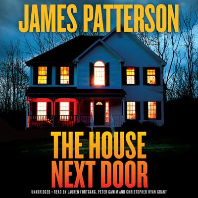 The House Next Door by James Patterson audiobook