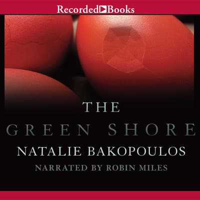The Green Shore by Natalie Bakopoulos audiobook