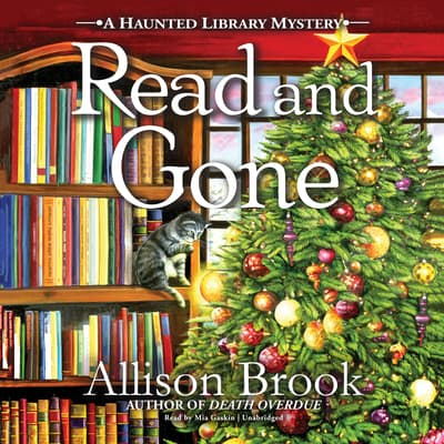 Read and Gone by Allison Brook audiobook