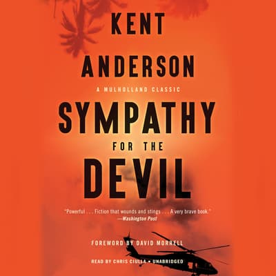 Sympathy for the Devil by Kent Anderson audiobook