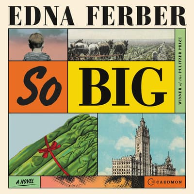 So Big by Edna Ferber audiobook