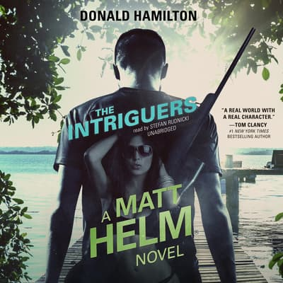 The Intriguers by Donald Hamilton audiobook