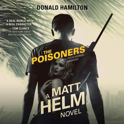 The Poisoners by Donald Hamilton audiobook