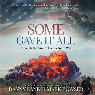 Some Gave It All by Danny Lane audiobook