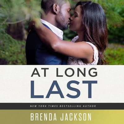At Long Last by Brenda Jackson audiobook
