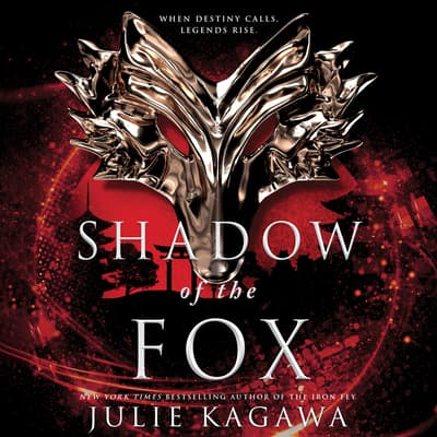 Shadow of the Fox by Julie Kagawa audiobook