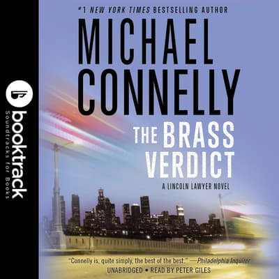 The Brass Verdict by Michael Connelly audiobook