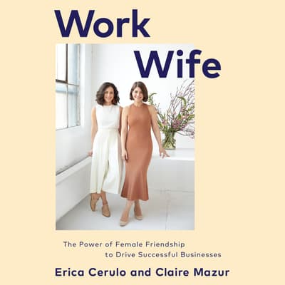Work Wife by Claire Mazur audiobook