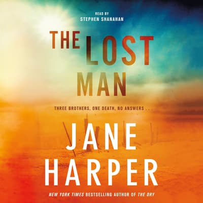 The Lost Man by Jane Harper audiobook