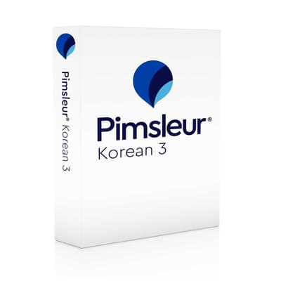 Pimsleur Korean Level 3 by Paul Pimsleur audiobook